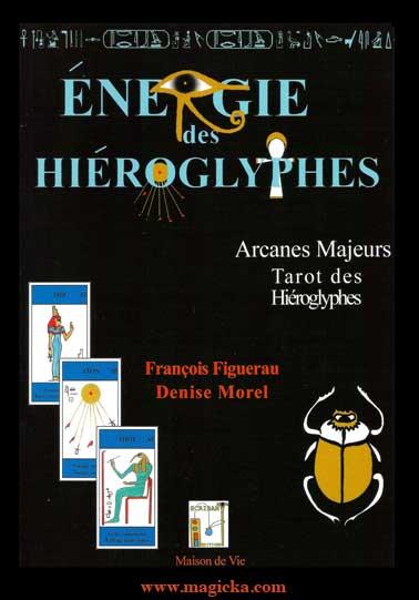 Énergie des Hiéroglyphes livre