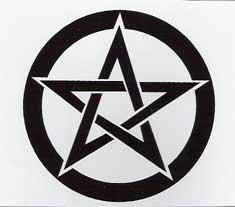 Pentagramme  MagnetP