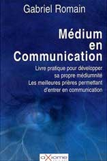 livre Médium en communication