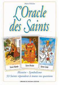 Le Grand livre de l'Oracle des Saints
