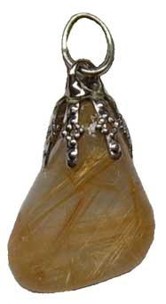quartz rutile pierre de santé