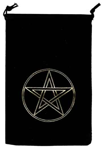 pentagram purse