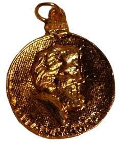 Médaille d'Allan Kardec
