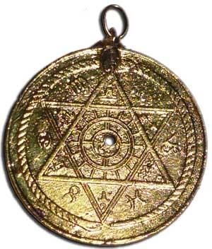 Talisman Universel en pendentif