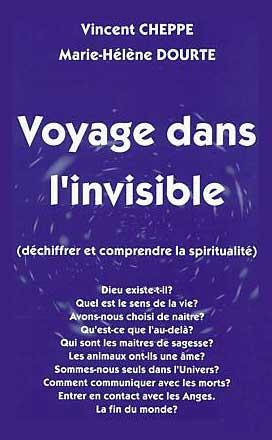 livre Voyage dans l'Invisible