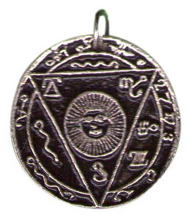 amulette talisman magique m233daille de protection amour