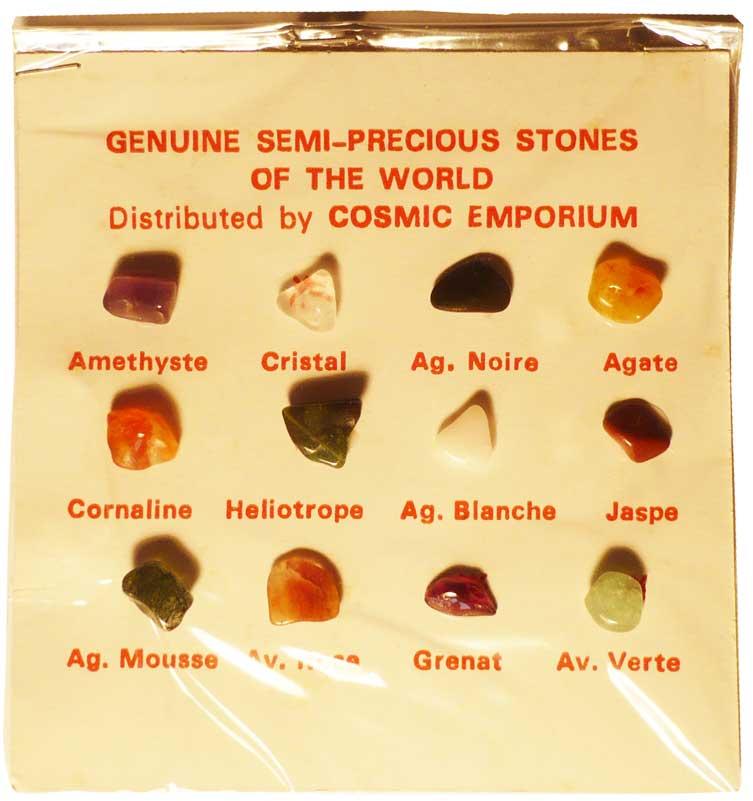 La Carte aux 12 minéraux