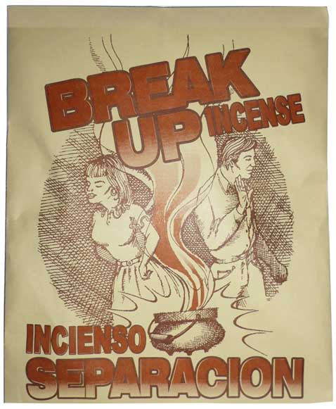 encens break up