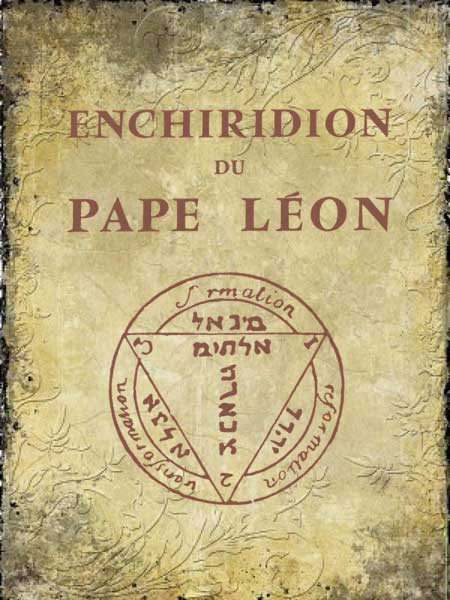 "enchiridion du pape léon reproduction de l""édition 1660"