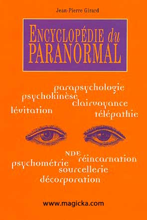 L'Encyclopédie du Paranormal