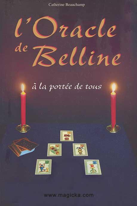 livre L'Oracle de Belline à la portée de tous