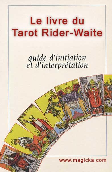 Le livre du Tarot Rider Waite