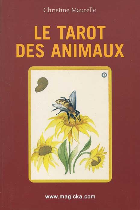 Le Tarot des Animaux livre