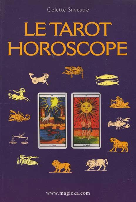 Le Tarot Horoscope livre