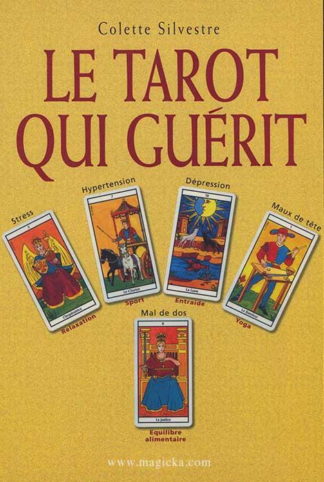livre Le Tarot qui guérit