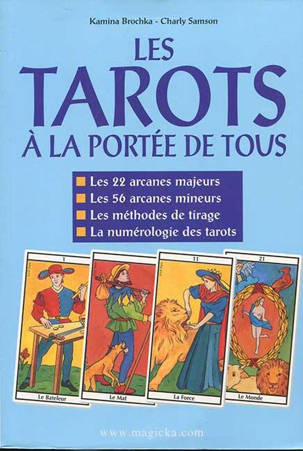 livre Les Tarots à la portée de tous