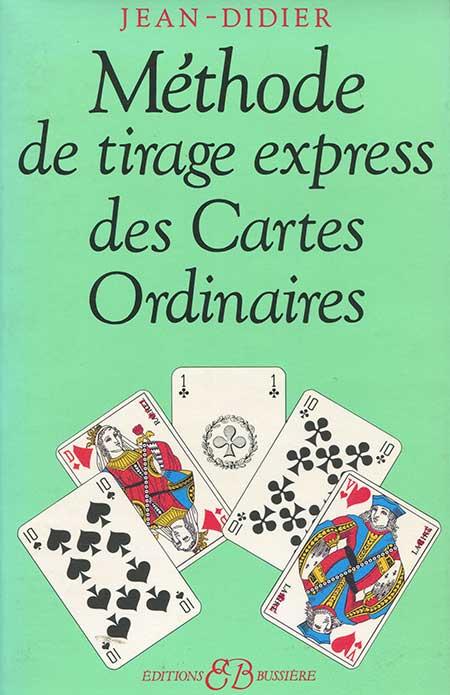 Méthode de Tirage Expresse des Cartes Ordinaires