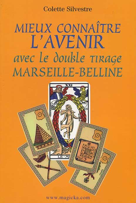 Livre sur la cartomancie, Oracle, Tarot de Marseille, Mlle Lenormand ... d0a47397de20