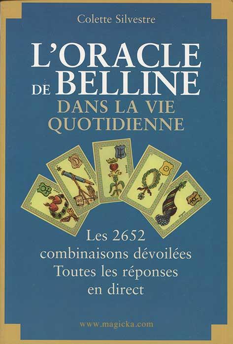 livre L'Oracle de Belline dans la vie quotidienne