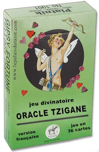 Le jeu Oracle Tzigane