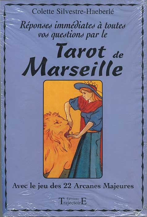 Réponses immédiates à toutes vos questions par le Tarot de Marseille