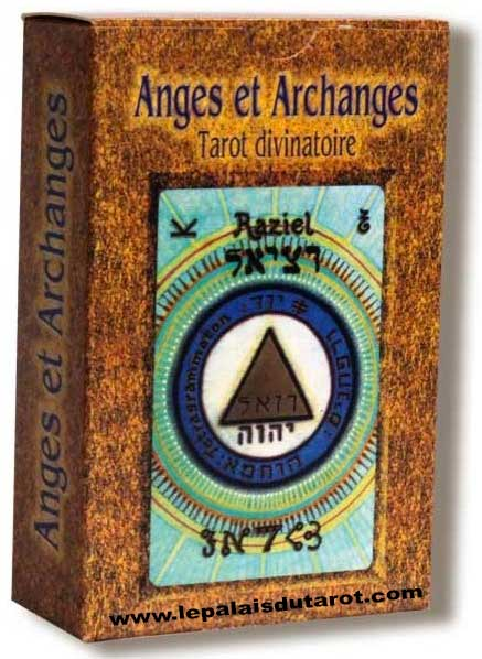 Anges et Archanges tarot