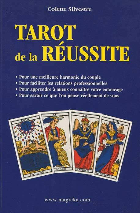 livre Le Tarot de la Réussite