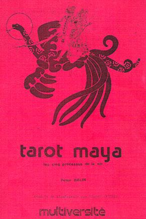 tarot maya livre peter balin