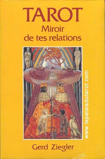 livre Miroir de tes Relations