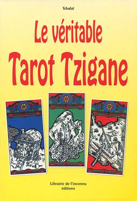 Le Véritable Tarot Tzigane livre