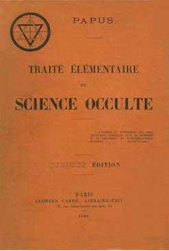 Trait Lmentaire De Science Occulte